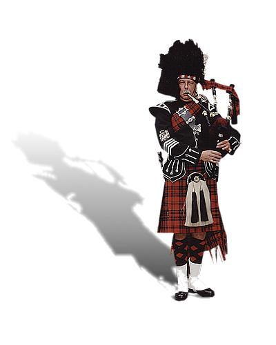 Yes James A Nicholl Scottish Piper